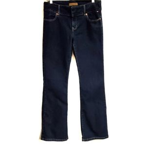 Tommy Jeans Dark Blue Boot Cut Denim Junior's 9